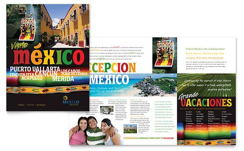 TravelBrochureTemplateJpg  Travel Brochure