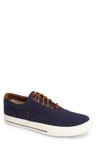 Polo Ralph Lauren \u0027Vaughn\u0027 Sneaker. Whether it\u0027s pants or shorts you\u0027re  wearing, you\u0027ll be ready for any occasion this summer with these side kicks!