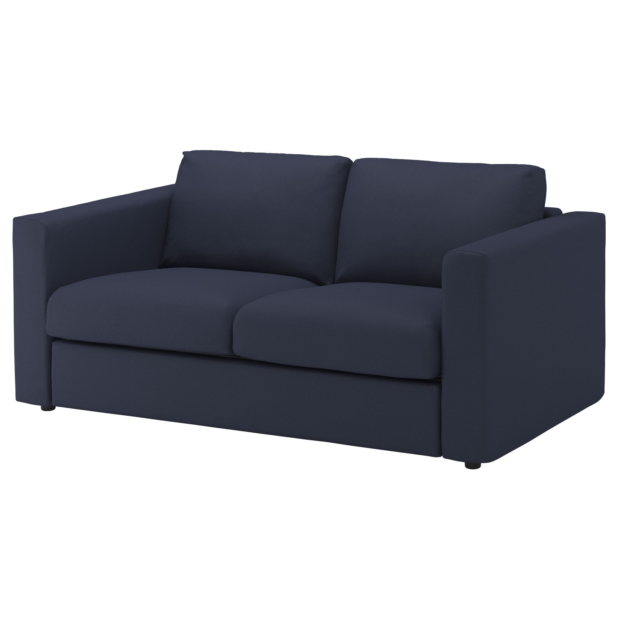 Ikea Vimle Cover For Loveseat Orrsta Black Blue