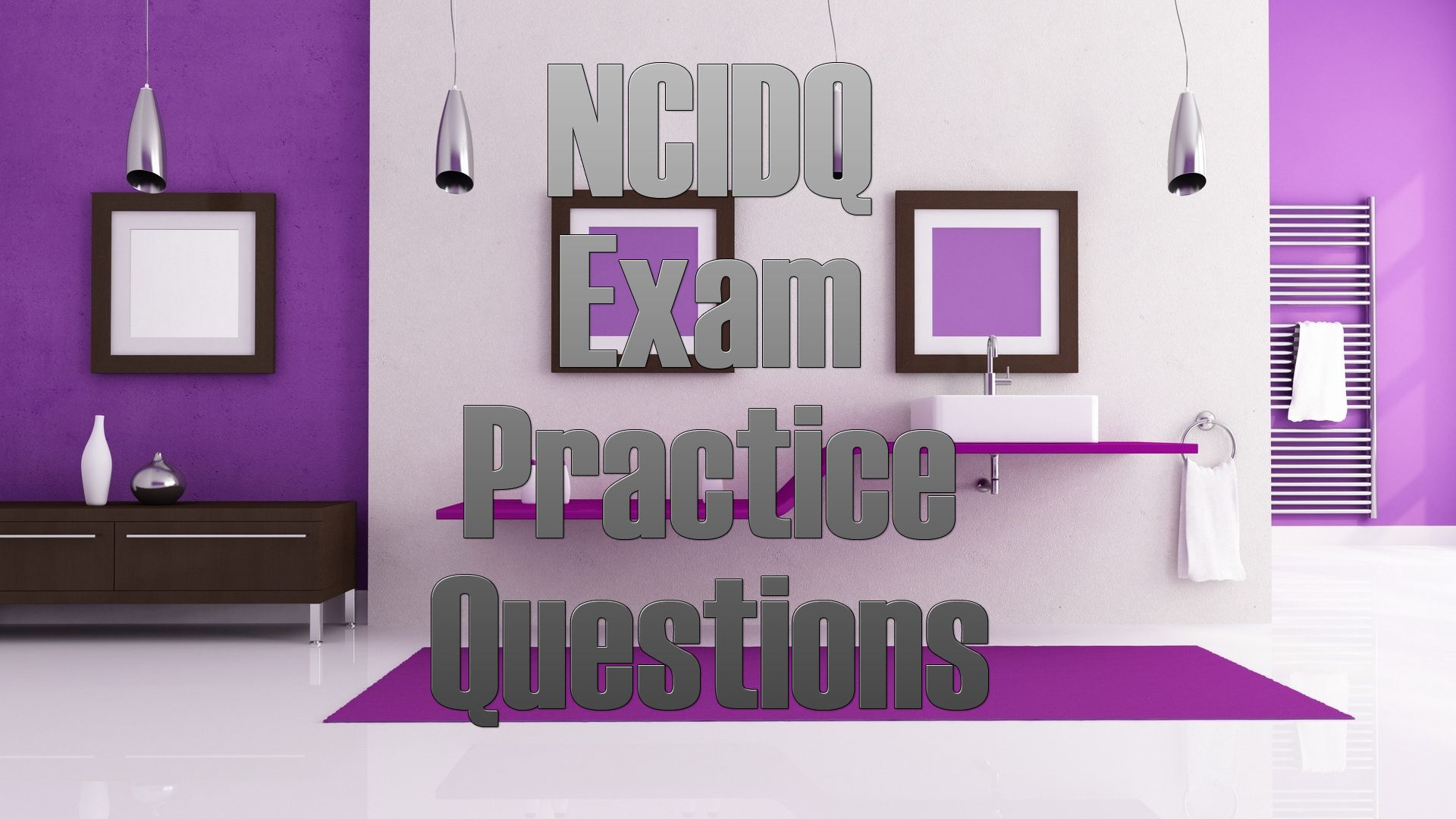If Youu0027re Wanting To Become An Interior Designer, Youu0027ll Need To Become  Qualified With The NCIDQ Exam. Try Out These Free NCIDQ Practice Questions  To Get A ...