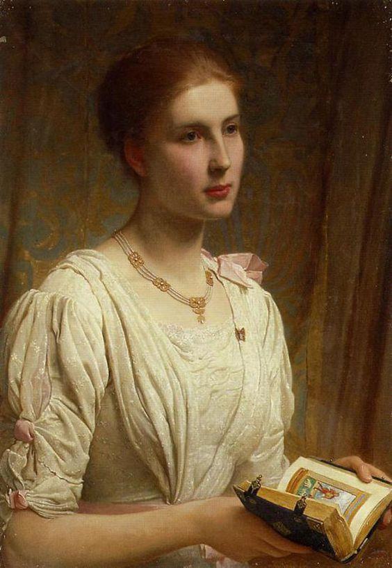 Charles Edward Perugini, originally Carlo Perugini (1839 – 1918)