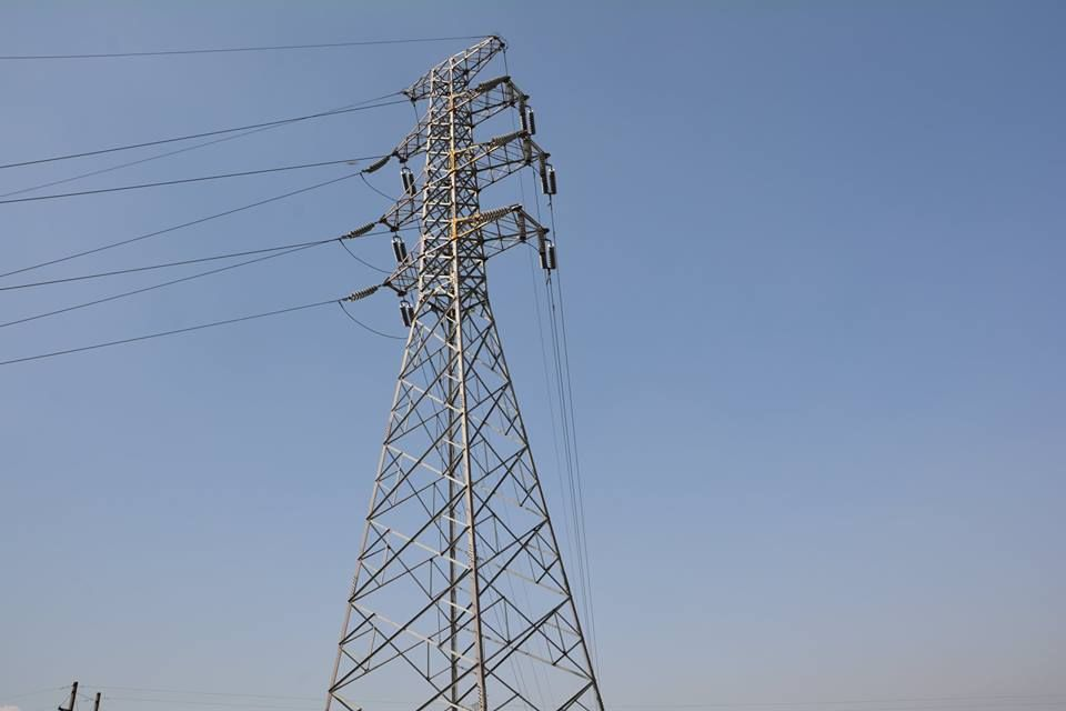 110kv Angle Tower The Nominal Height Of Tower Is The Vertical