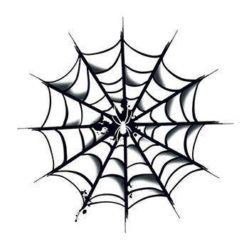 Spider With Web Temporary Tattoo Tatuagem De Teia De Aranha Tatuagem De Aranha Teia De Aranha Desenho