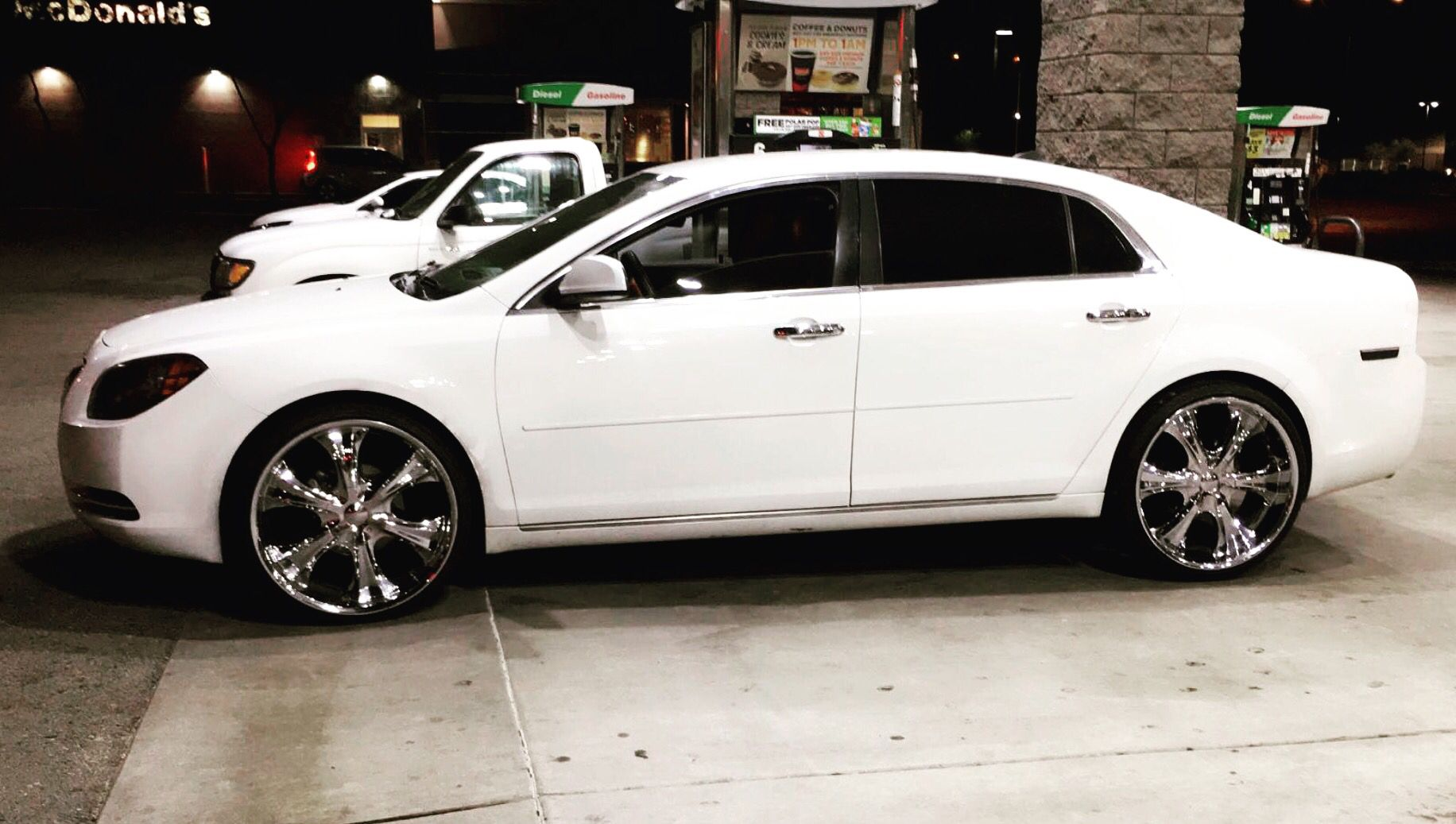 My Baby 2012 Chevy Malibu Sittin On 22s 2012 Chevy Malibu Chevy