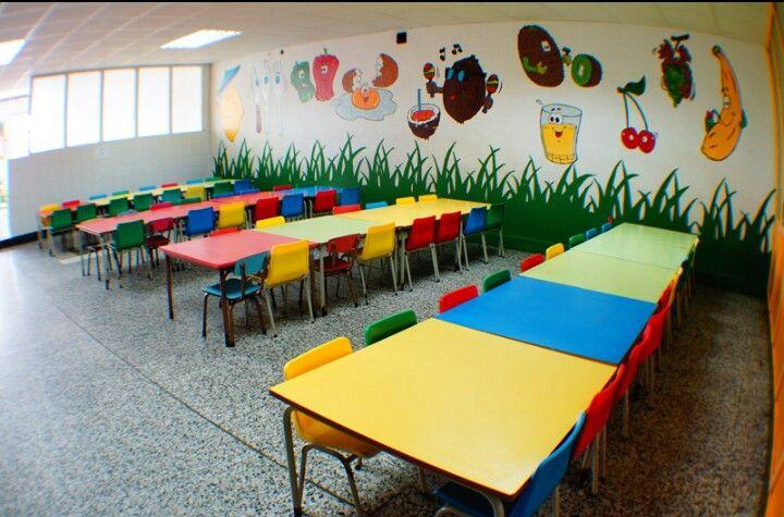 Pin de Rosario en ideas para casa   Comedores escolares ...