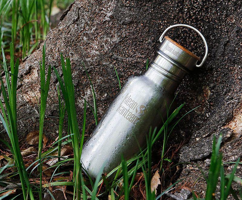 Klean Kanteen Reflect Bottle /// Dj EDC