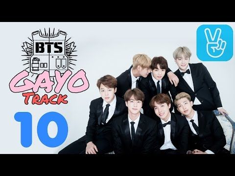 ENG SUB] BTS VLIVE Gayo Track #10 - YouTube | BTS
