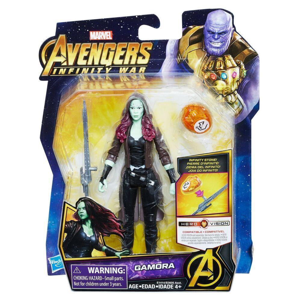 Marvel Legends Avengers Infinity War Endgame Black Panther Action Figure Toy LED