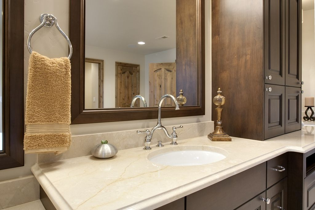 Attrayant Bathroom Design By HIS Cabinetry U0026 Countertops | St. Petersburg | Clearwater  | Tampa, FL