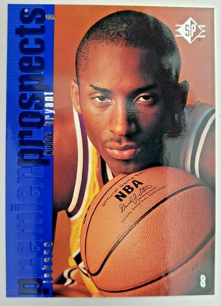 199697 sp 134 kobe bryant rc rookie card