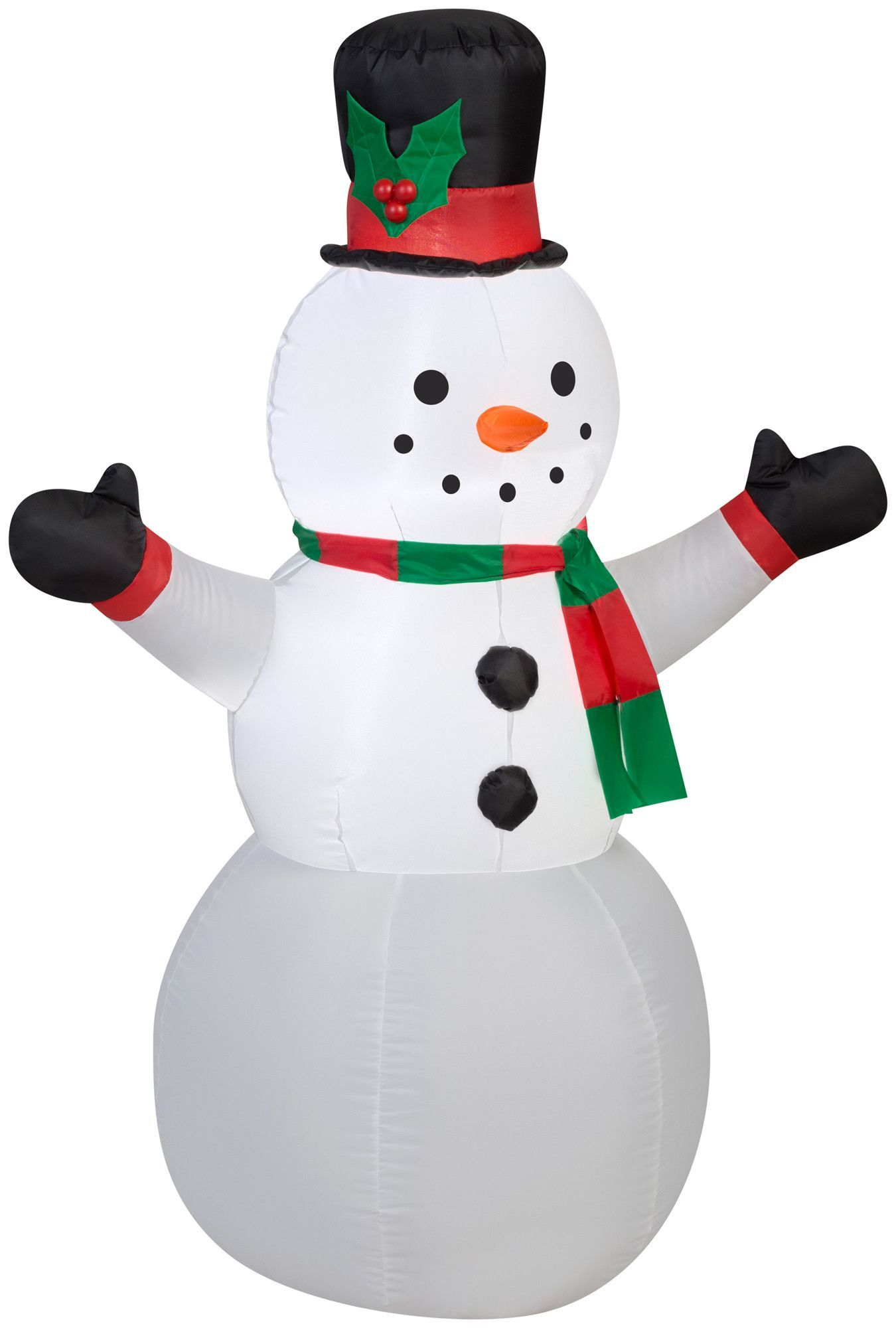 4\' Airblown Snowman (HD) Christmas Inflatable | Products | Pinterest ...