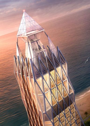 Atkins designs this 5-star hotel, office, retail and penthouse apartments with a champagne lounge in the city of Batumi.