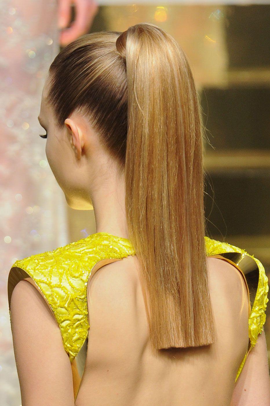Wallpaper : Nata Lee, model, blonde, long hair, ponytail