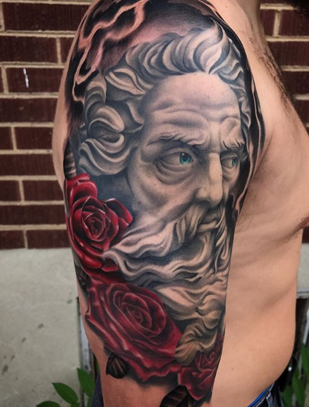 Tattoo By Zane Collins At Painted Temple Tattoo And Art Gallery In Slc Ut