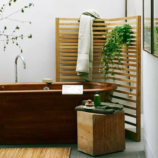 Ordinaire Bambus Einsatz Bad Zubehör Öko