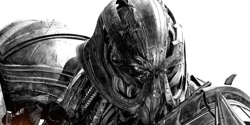 Out Of This World The Most 15 Dangerously Powerful Sci Fi Villains Officially Ranked Megatron Transformers Last Knights