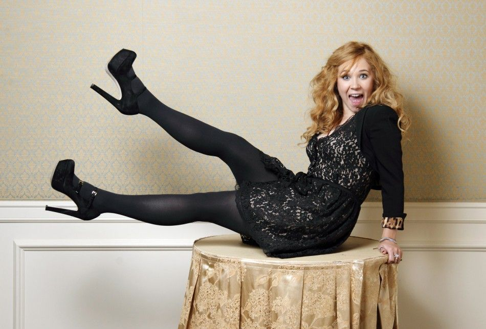Celebrity pantyhose picture #2