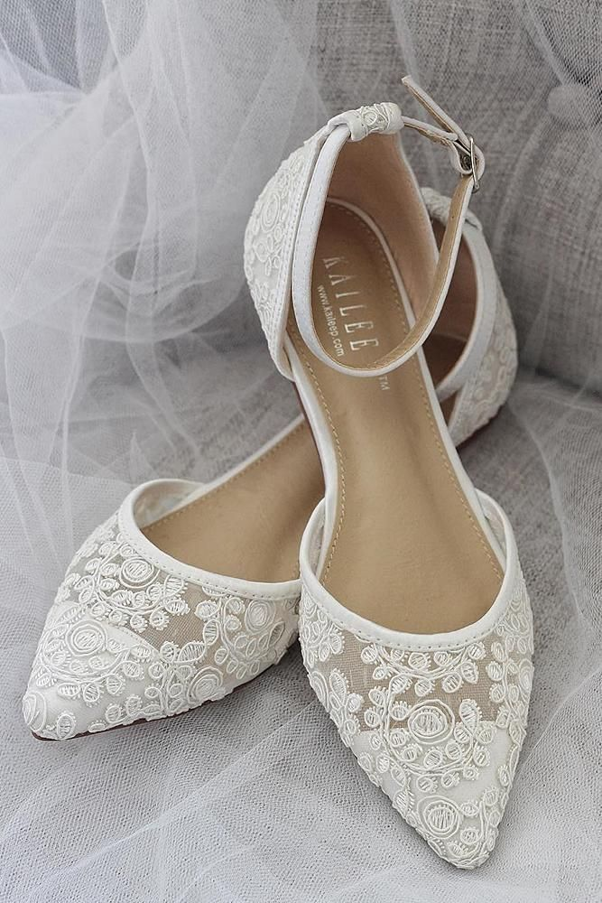 30 Wedding Flats For Comfortable Wedding Party 30 Wedding Flats For Comfortable Wedding Party 30 Wedding Flats For Comfortable Wedding Party  wedding flats lace comfortab...