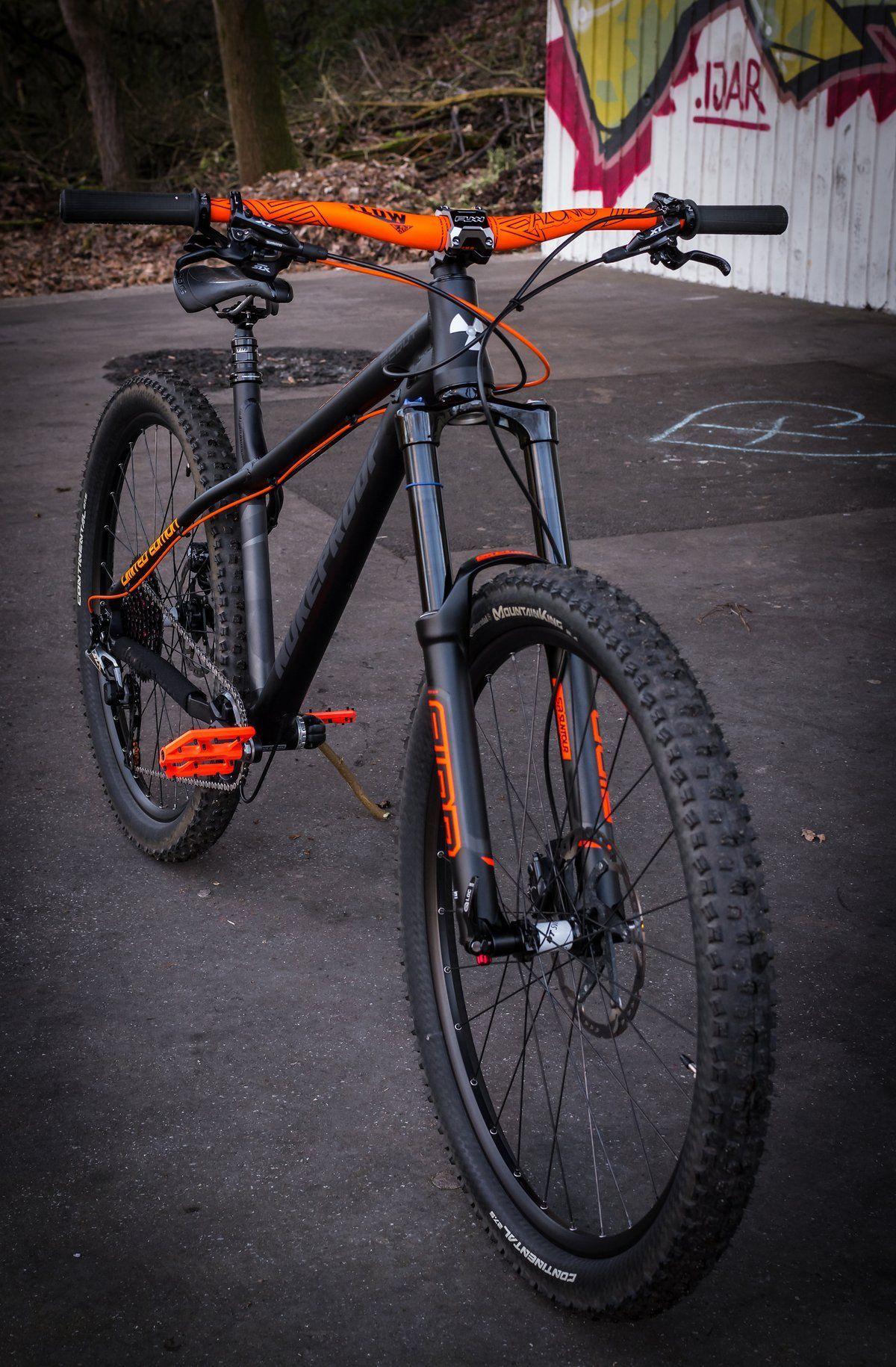 Nukeproof Scout Mtbdesign Hardtail Mountain Bike Montain Bike