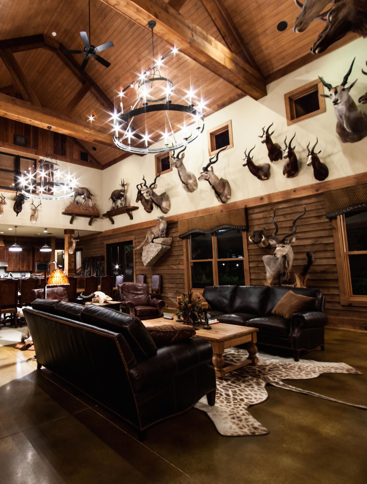 Gentleman Bobwhite Trophy Rooms Man Cave Home Bar Home
