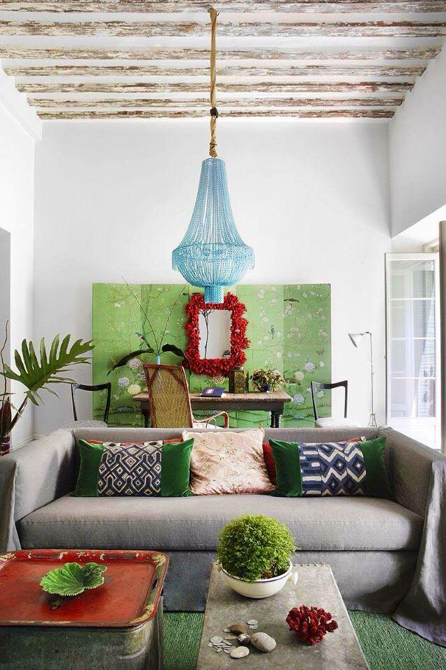 Colori per la casa interni elegant come arredare con il colore rosso with colori per la casa - Colori per interni casa ...