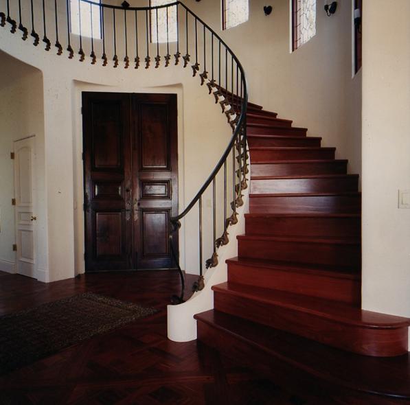 Architecture Iron Stair Railings Drs Stairs Inc Regarding