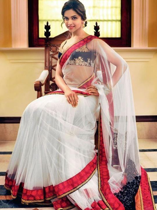 7 Different Ways to Wear a Saree with Tutorials | Deepika ...
