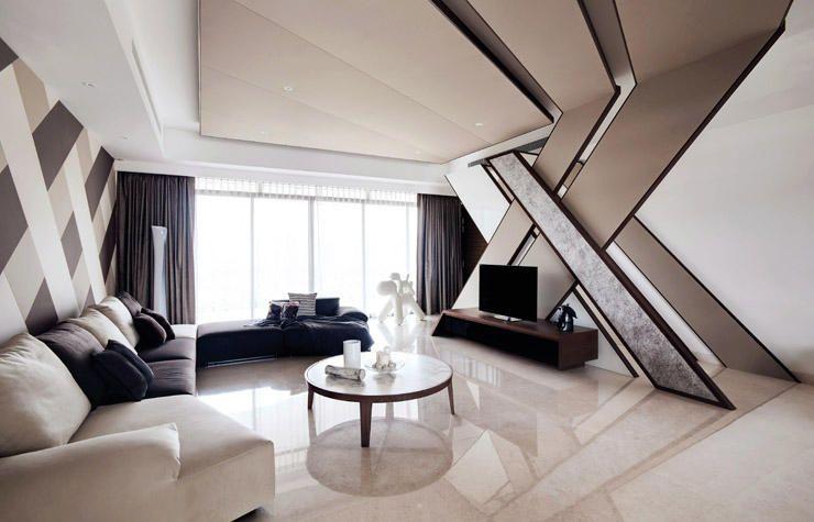 5 trendy, contemporary false ceiling design ideas Design