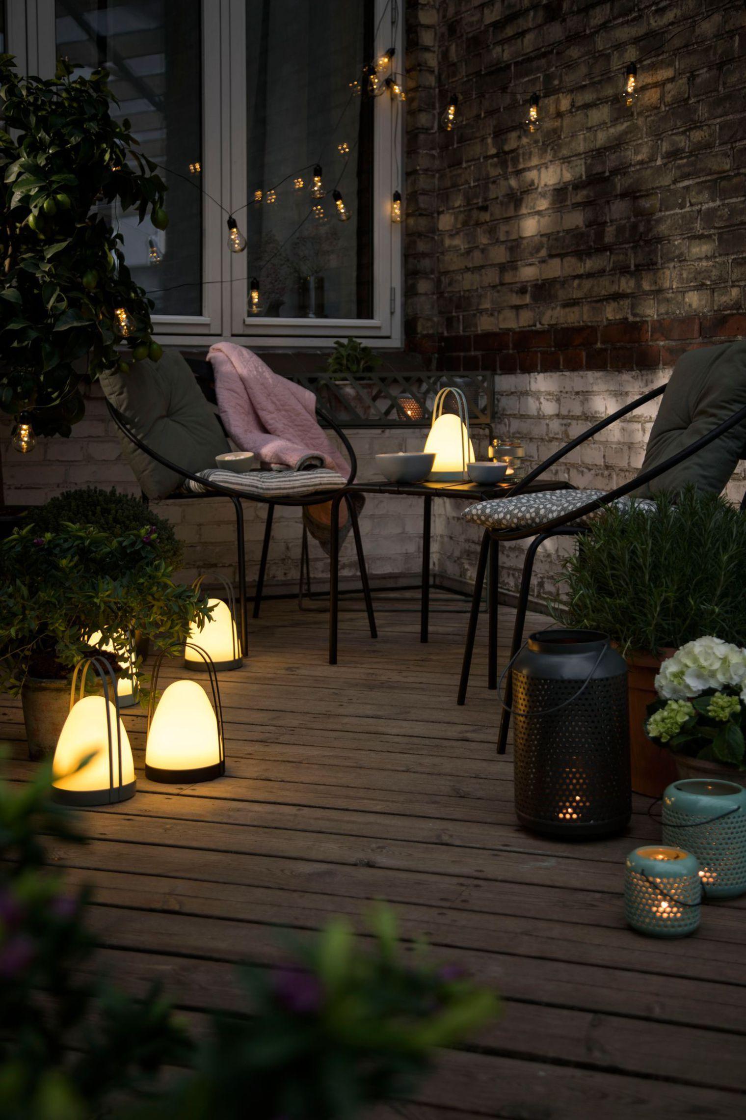 Déco jardin : ambiance lounge et cosy | Lawn | Déco jardin ...