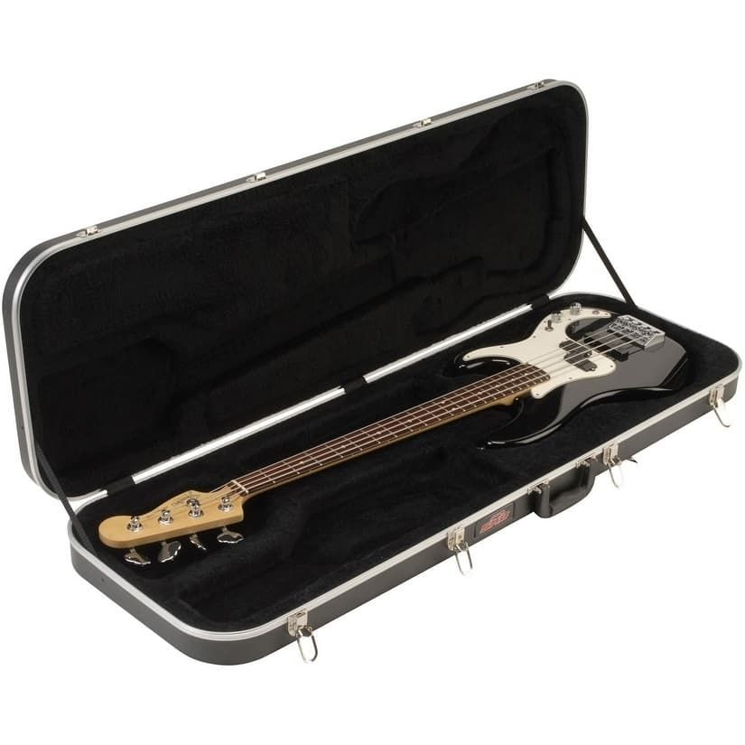 SKB Rectangular Economy Bass Guitar Case | Products | Pinterest
