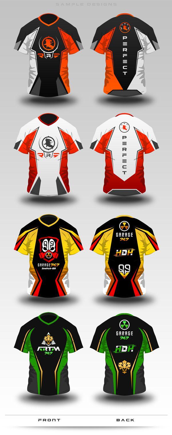 Download Gaming Jersey Mock-Up #AD #Gaming, #ad, #Jersey, #Mock ...