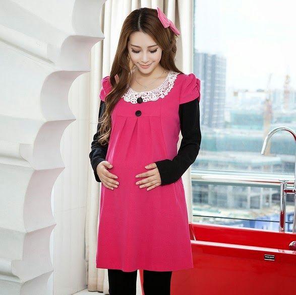 c6d3ce5dd 45 MODELOS DE ROPA PARA Embarazadas AL ESTILO ASIATICO