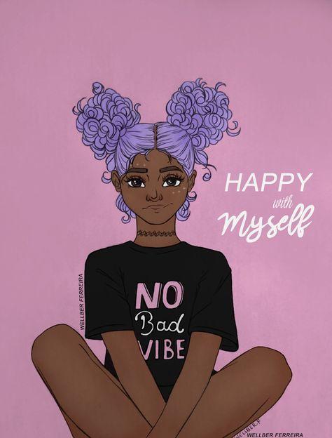 Best Wallpaper Black Girl Wallpapers 41 Ideas Black Girl Cartoon Black Girl Magic Art Black Art Pictures