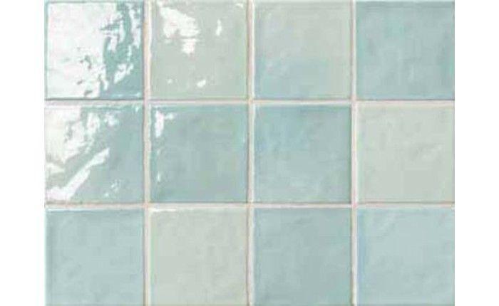 Bayker Napoli Verde 10x10cm Wall Tiles Ceramic Wall Tiles Wall Tiles Tiles