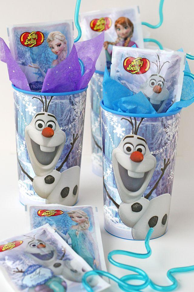 Frozen Birthday Party - Glorious Treats