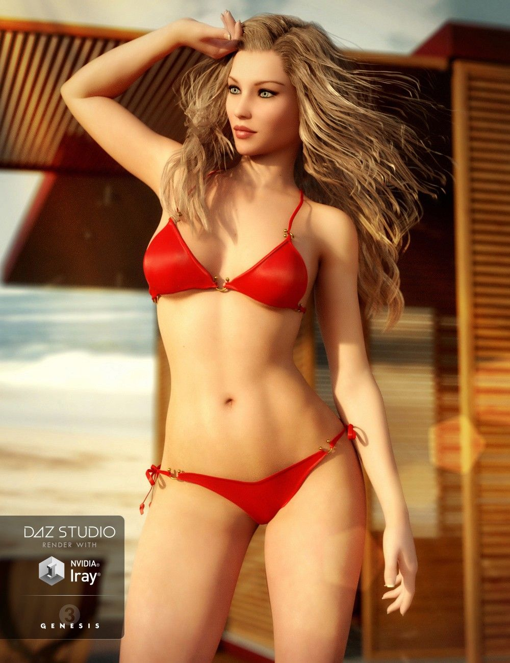 725e6991d1d Victoria 7 Pro Bundle | 3D Models and 3D Software by Daz 3D ...