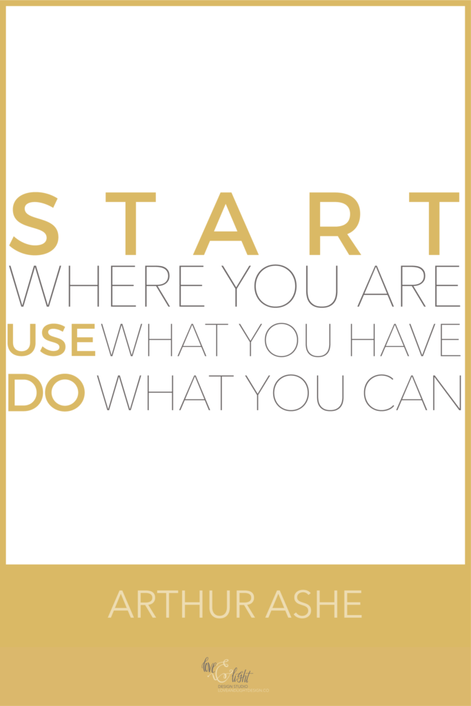 Arthur Ashe Quotes | Arthur Ashe Quote Start Where You Are Use What You Have And Do