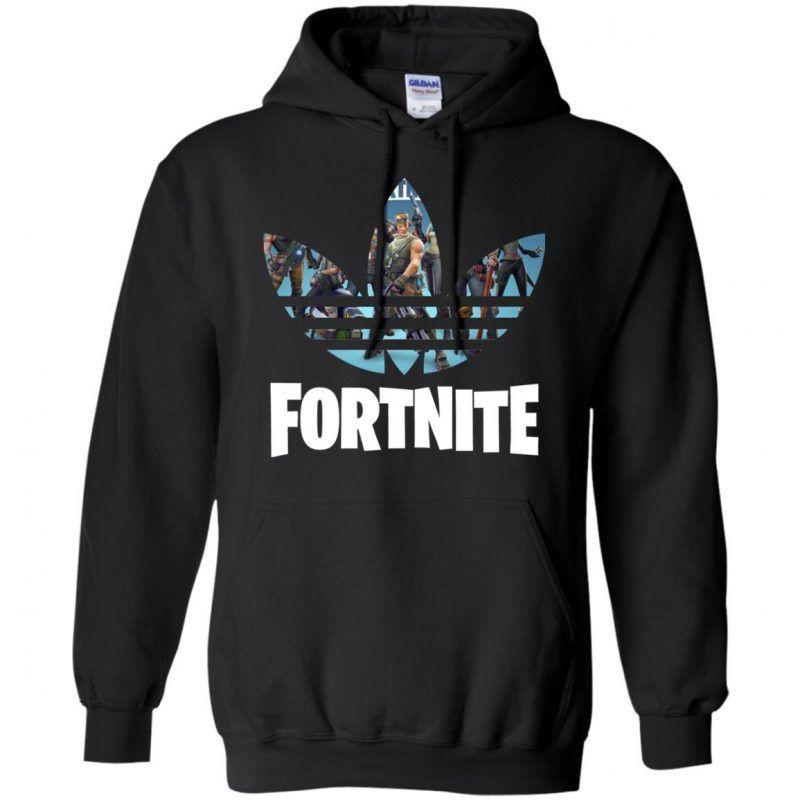 076f2dd7b09 Adidas Fortnite Hoodie - Shop Gucci Supreme Nike Adidas T Shirt