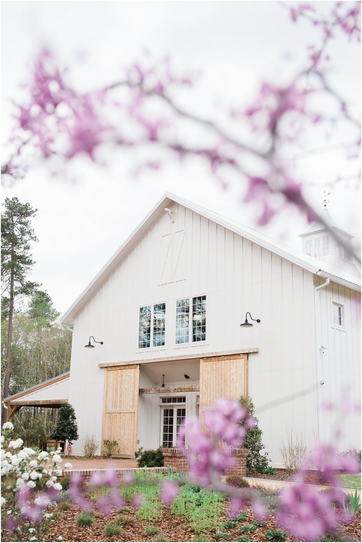 The Barn of Chapel Hill at Wild Flora Farm NC Wedding