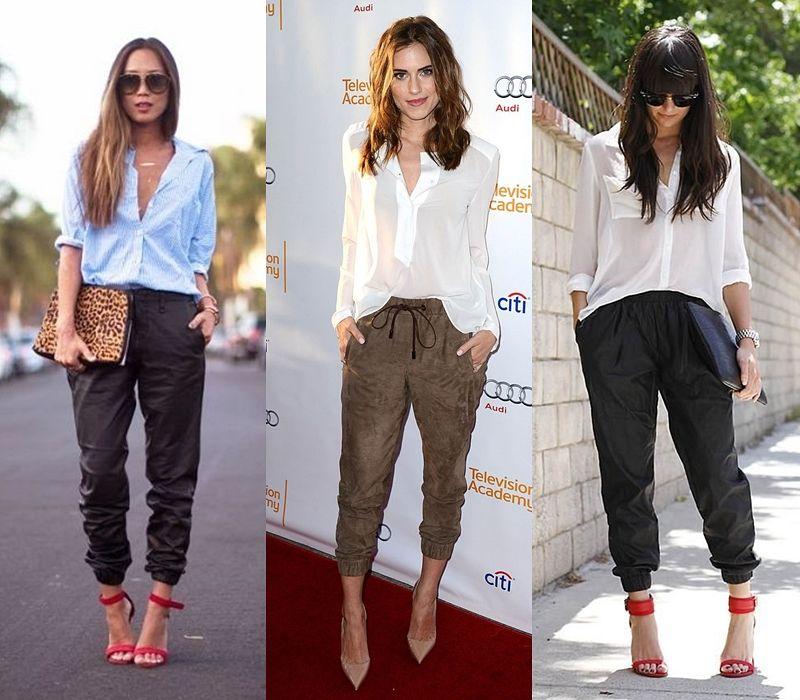 19 Ideas De Pantalon Resorte Tobillo Ropa Moda Ropa Casual