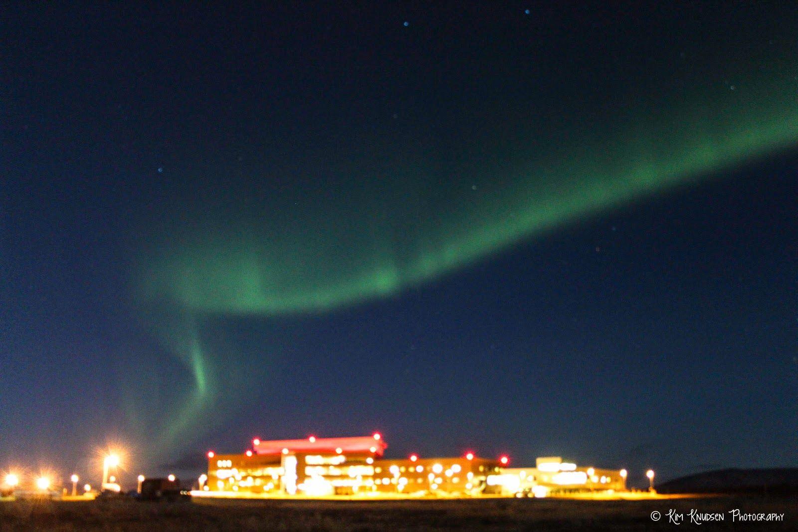 Norton sound health corporation under the northern lights