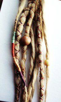Custom Dreads Hair Wraps &...