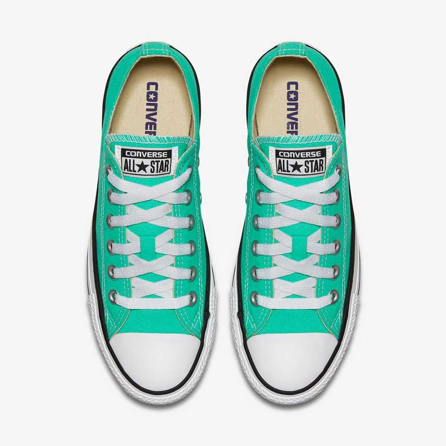 Converse Chuck Taylor All Star Shoes in Menta Green | Wish