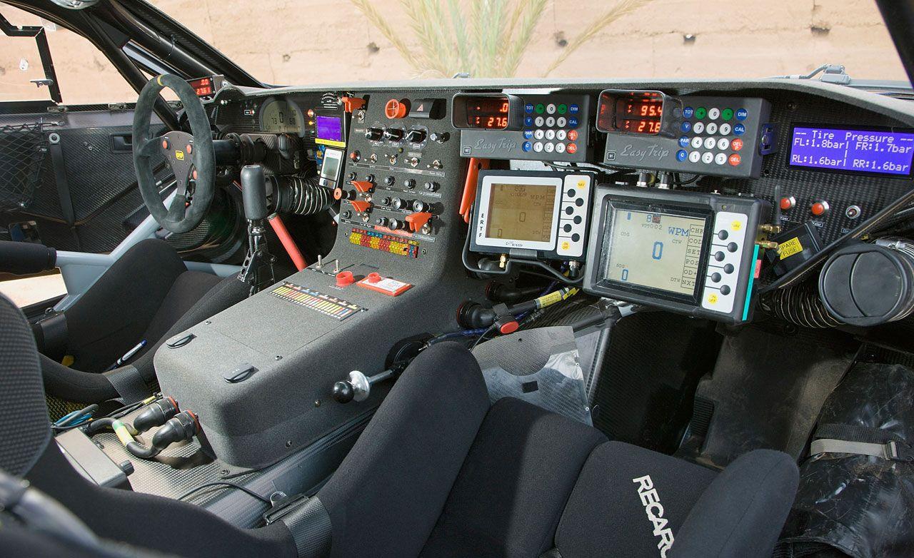 Dakar Concept Truck Buscar Con Google Interior Car