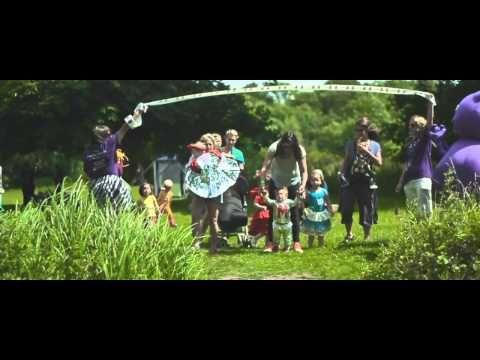 Big Toddle | Barnardo's UK's biggest pre-school event