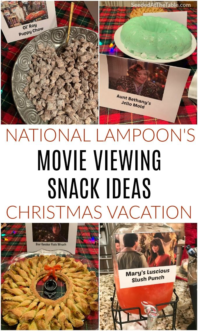 2nd Annual National Lampoon's Christmas Vacation Movie Party