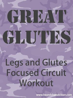 Use this fun, fast paced glute workout on your next trip to the gym! Not boring and super efficient! #glutes #legs #workout #fitness #exercise #heandsheeatclean #eatclean
