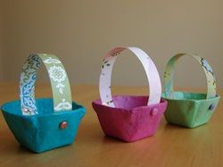 Itty bitty easter basket eggs kid and paper free kids easter paper crafts itty bitty easter baskets allfreeholidaycrafts negle Gallery
