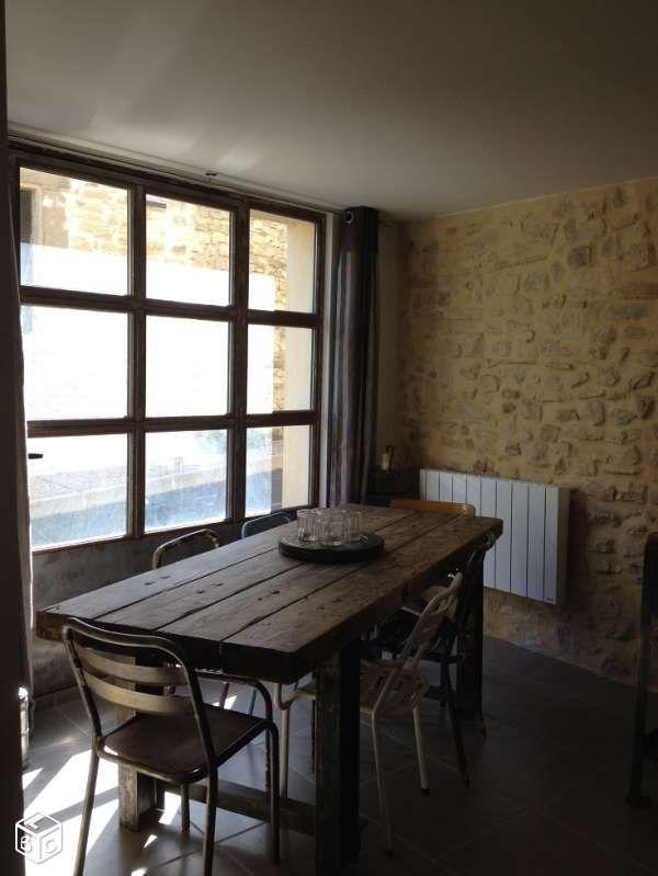 Table salle à manger bois métal loft industriel Ameublement Vaucluse - table salle a manger loft