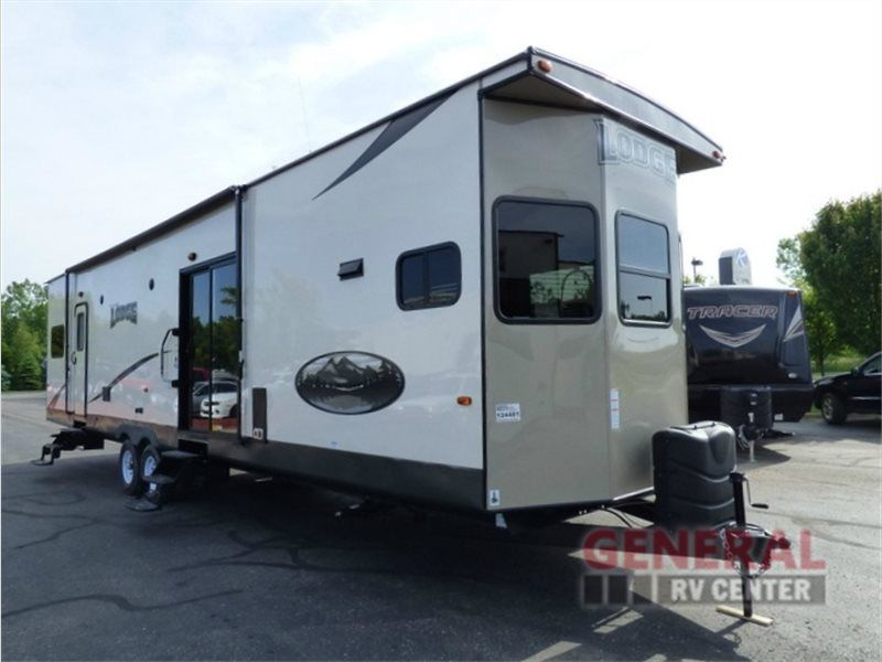 New 2016 Forest River Rv Wildwood Lodge 394fkds Destination